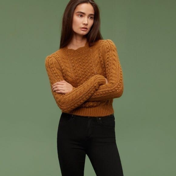 Wilfred Reverdy sweater